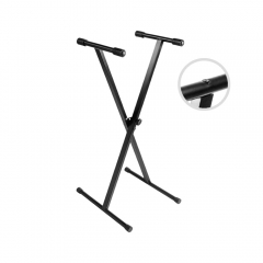 Detachable Bullet-nose Keyboard Stand »BN 3d«