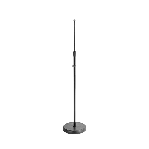Heavy-duty Round Base Mic Stand