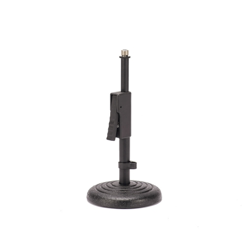 Round Base Table Mic Stand